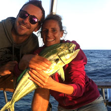 Recreational fishing in Barcelona