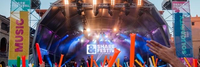 Share Festival Barcelona