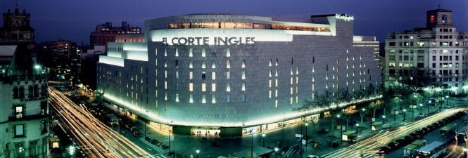 El Corte Inglés. Plaça Catalunya